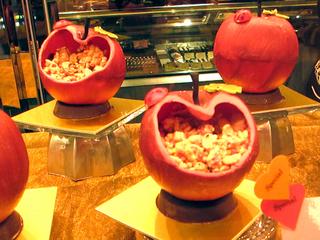 りんごのかたちのチョコレート.jpg